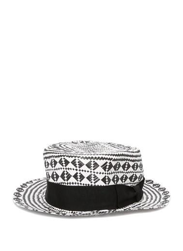 Tesi Şapka Siyah